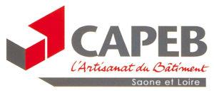 présenter le logo de la capeb