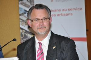 Toni SPINAZZE, nouveau président de la CAPEB 71