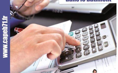 Guide 2018 des chiffres clés pour la paie de la CAPEB 71
