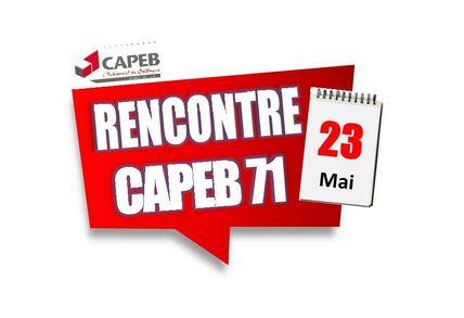 capeb 71 - pastlille evenement