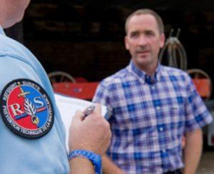 Opération Tranquilité Vacances. La CAPEB 71 et la Gendarmerie donne des conseils aux entreprises du bâtiment.